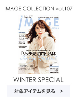 IMAGE COLLECTION vol.107 WINTER SPECIAL